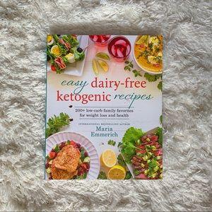 Easy Dairy-Free Ketogenic Recipes